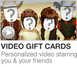 Amazon.com Video Gift Cards