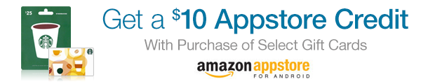 Get a $10 App Store Credit