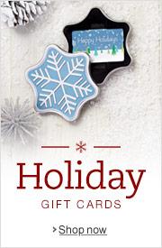 Holiday Amazon.com Gift Cards