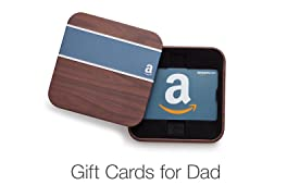 Gift Cards for Dad