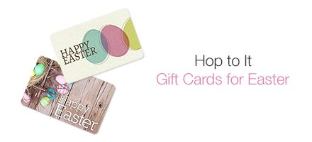 Amazon.com Easter Gift Cards