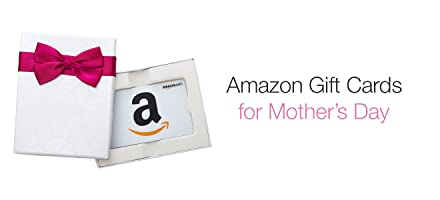 Gift Cards for Mother's Day