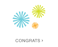 Congratulations Gift Cards