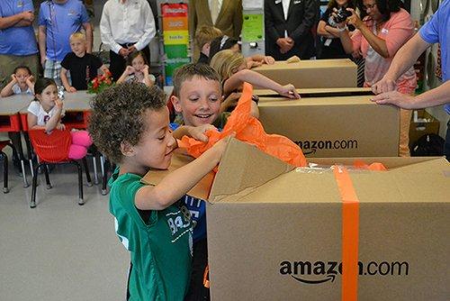 Amazon in the Community