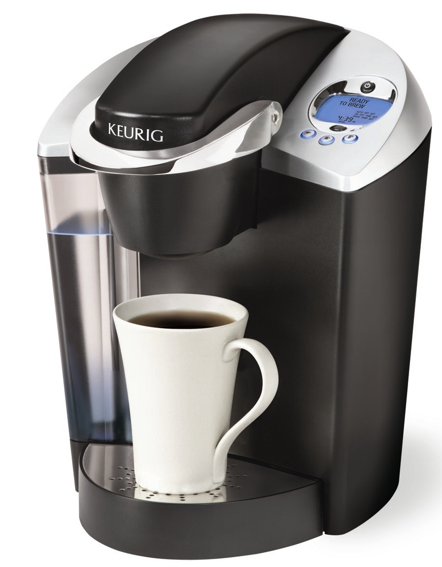 how to make frothy coffee with keurig