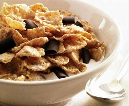 Special K Chocolatey Delight cereal bowl