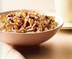 Special K Fruit & Yogurt cereal bowl