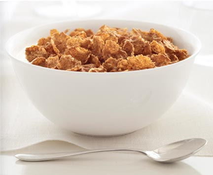 Special K Protein Plus cereal bowl