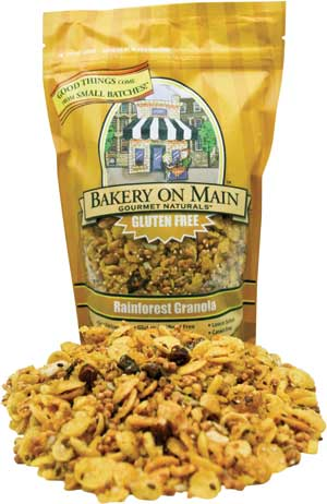... Granola, Rainforest Banana Nut, 12-Ounce Bags (Pack of 6): Granola