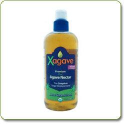 Xagave Premium Raw Agave Nectar