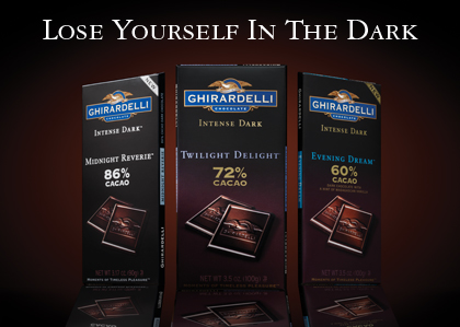 Ghirardelli  Cacao Unsweetened Chocolate Bar Nutrition