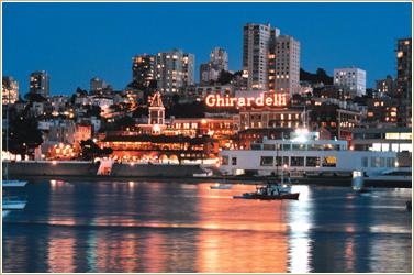 Ghirardelli Building