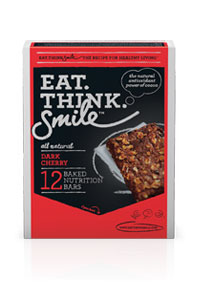 Eat.Think.Smile™ Baked Nutrition Bars