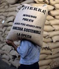Lavazza ¡Tierra! coffee