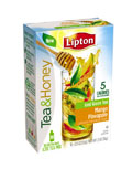 Superfruit White Mangosteen with Peach LIPTON® Green Tea