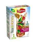 Naturally Decaffeinated LIPTON® Green Tea