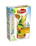 Variety Pack of Six Flavors LIPTON® Green Tea
