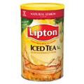 Lipton Sweetened Iced Tea Mix, Lemon