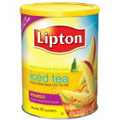 Lipton® Sweetened Iced Tea, Mango
