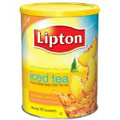 Lipton Sweetened Iced Tea Mix, Peach