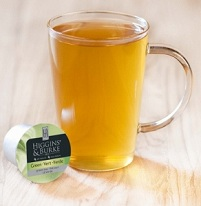 Higgins & Burke Green Tea in a mug