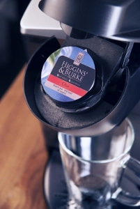 RealCup pours perfect taste straight into the cup.