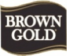 Brown Gold Logo
