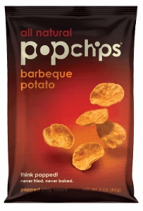 Bag of Barbeque Popchips