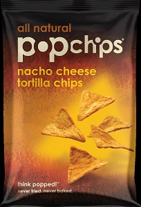 Nacho Cheese Tortilla Popchips