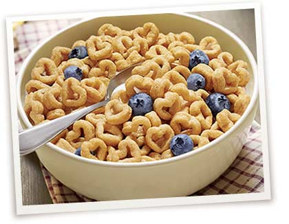 Quaker Whole Hearts Cereal