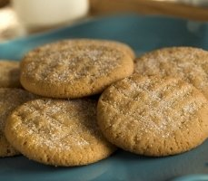 Skippy Peanut Butter Cookies.