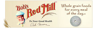 Bob's Red Mill organic seven grain pancake and waffle mix