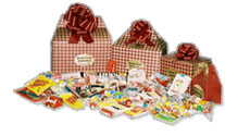 Candy Crate 1940's retro candy gift box