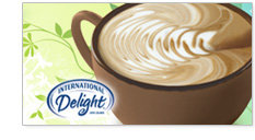 International Delight Hazelnut Non Dairy Liquid Creamer