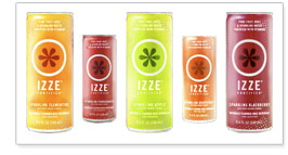 IZZE Fortified Sparkling Blackberry Juice
