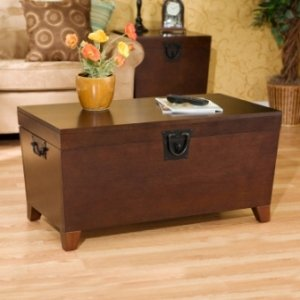 Perfect The Storage Trunk Coffee Table ships in one carton and requires assembly