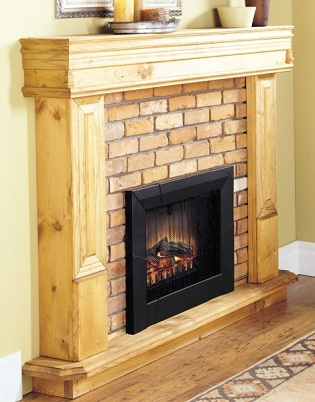 Dimplex Dfi2309 Electric Fireplace Insert Home Kitchen