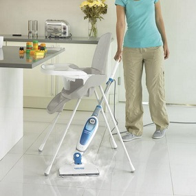 SM1620 Steam Mop With Smart Select Technology Household Steam Mops