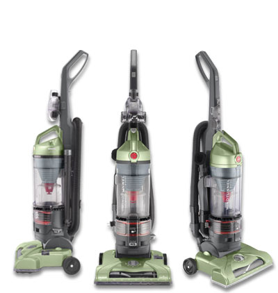 Hoover T-Series WindTunnel Rewind Plus Bagless Upright
