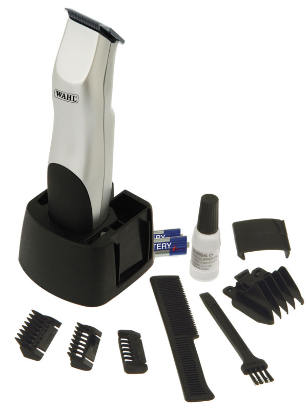 wahl 9906 717 groomsman cordless battery operated beard and must. Black Bedroom Furniture Sets. Home Design Ideas
