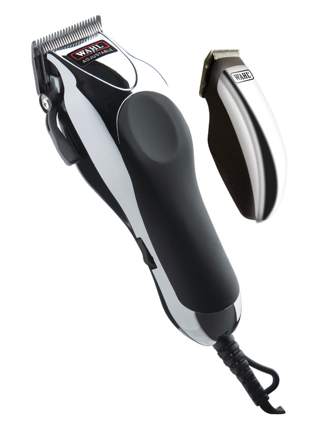amazoncom wahl   deluxe chrome pro  multi cut clipper trimmer  pieces
