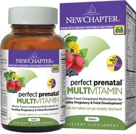 New Chapter Perfect Prenatal Multivitamin
