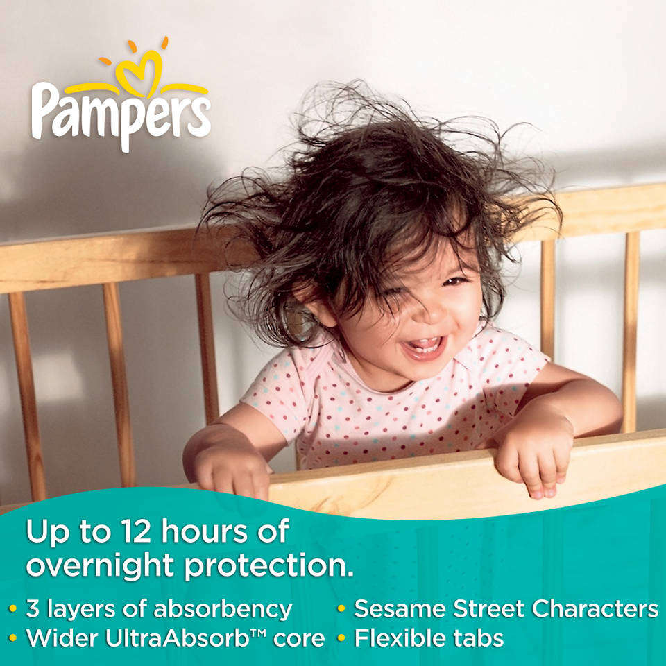 Amazon.com: Pampers Baby Dry Diapers Size 4 Economy Pack Plus 192