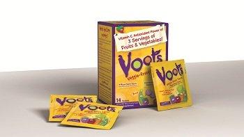 Voots Veggie-Fruit Tarts