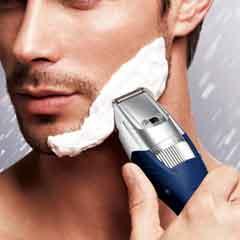 Panasonic ER-GB40-S Men's Beard/Hair Trimmer