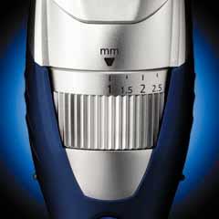 Panasonic ER-GB40-S Men's Beard/Hair Trimmer with 19 Length Settings