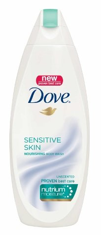 Amazon.com: Dove Body Wash, Sensitive Skin 24 oz: Prime Pantry