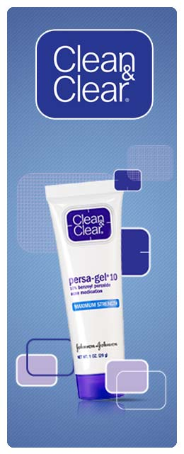 CLEAN & CLEAR PERSA-GEL 10 Product Image