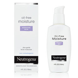 Neutrogena Oil-Free Moisture Product Shot