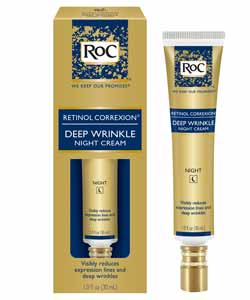 RoC RETINOL CORREXION Deep Wrinkle Night Cream
